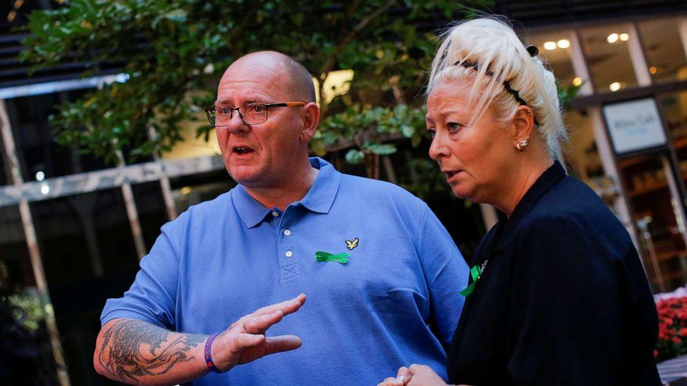Polizei zu Reisen, um UNS zu interviewen Anne Sacoolas in Harry Dunn Kollision Fall