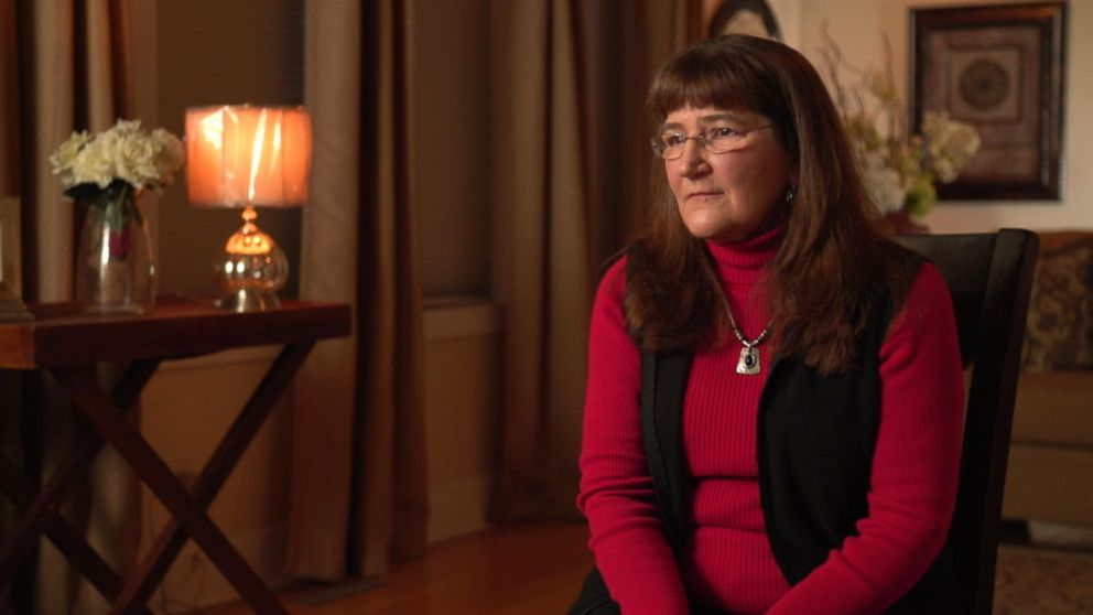 PHOTO: Beverly Fox spoke about her sister Nancy Fox who was murdered by BTK Dennis Rader in 1977.