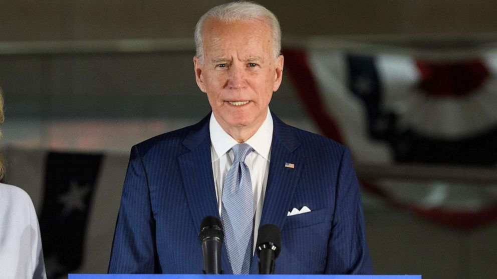 Trust in a crisis bolsters Biden's electability argument thumbnail