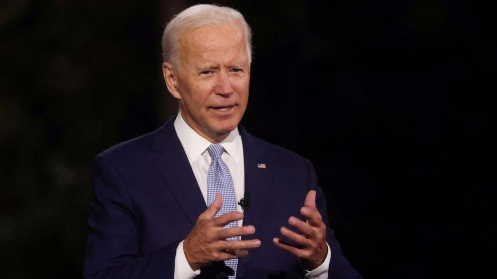 Joe Biden town hall: Fact-checking the Democratic nominee's answers - cover