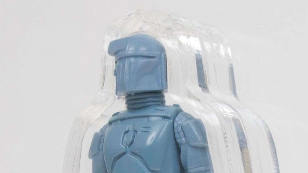 Rare Holy Grail Boba Fett Action Figure Hits Ebay For 225 000 Abc News