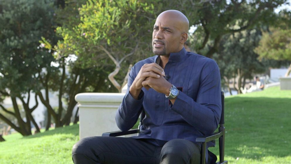 "PHOTO: Actor Boris Kodjoe speaks to ""Nightline"" about visiting the slave castles in Ghana, and the impact it had on him."