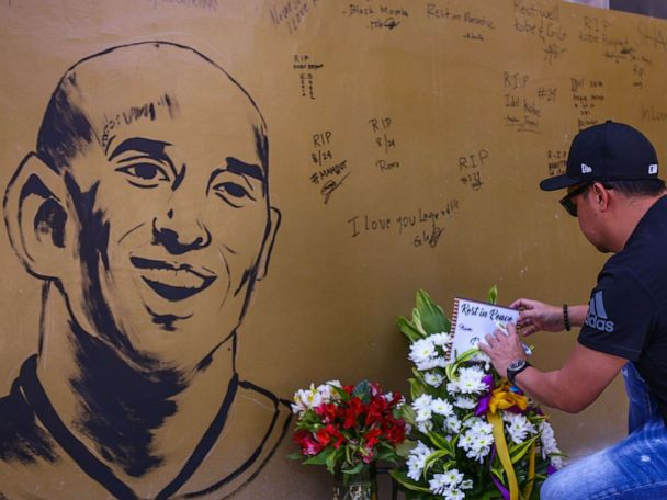 Kobe Bryant's unexpected death leaves the world searching for answers