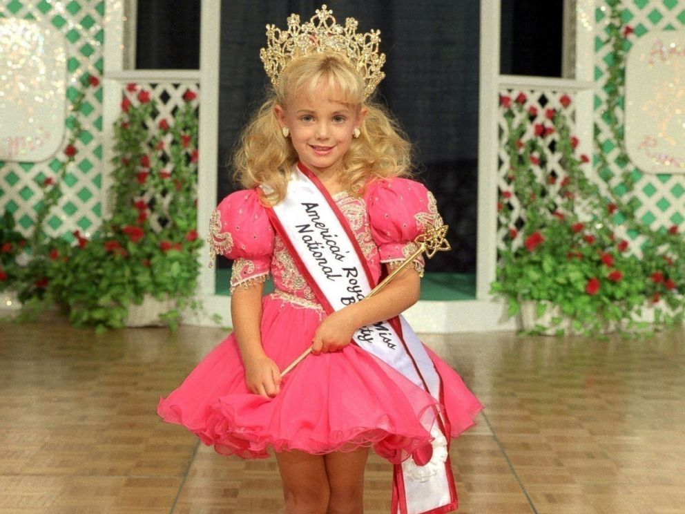 PHOTO: JonBenet Ramsey is seen winning a beauty pageant at 1996 Americas Royale Little Miss National Beauty contests.