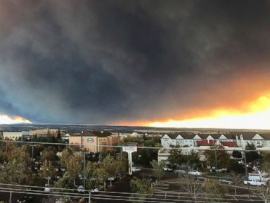 Officials order evacuations as Camp Fire threatens Northern California