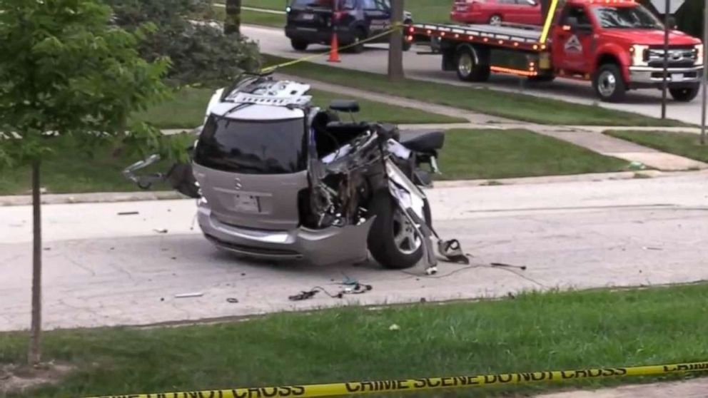 Four People Dead After Single-Vehicle Accident in Illinois Rips Car in Half