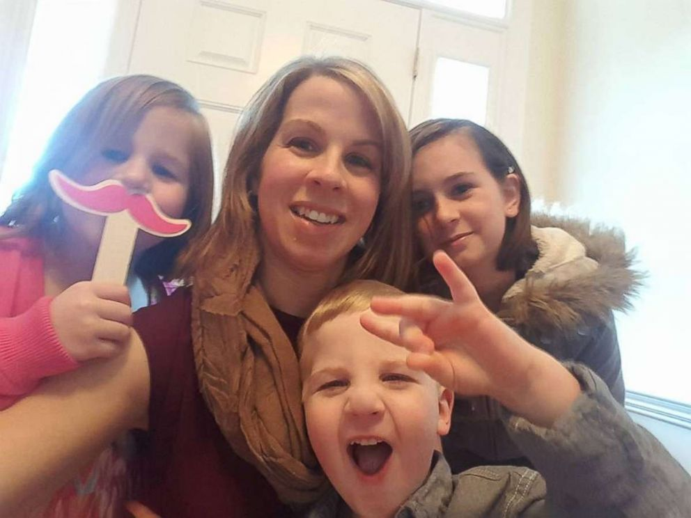 PHOTO: Carter Roberts family became full-time caregivers after he was diagnosed with AFM until he passed away in September from respiratory complications.