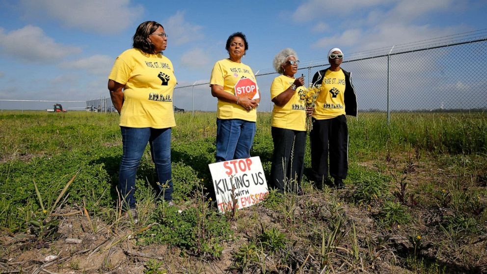 $ 9.4 billion plastics facility to be built on slave burial grounds, report says thumbnail