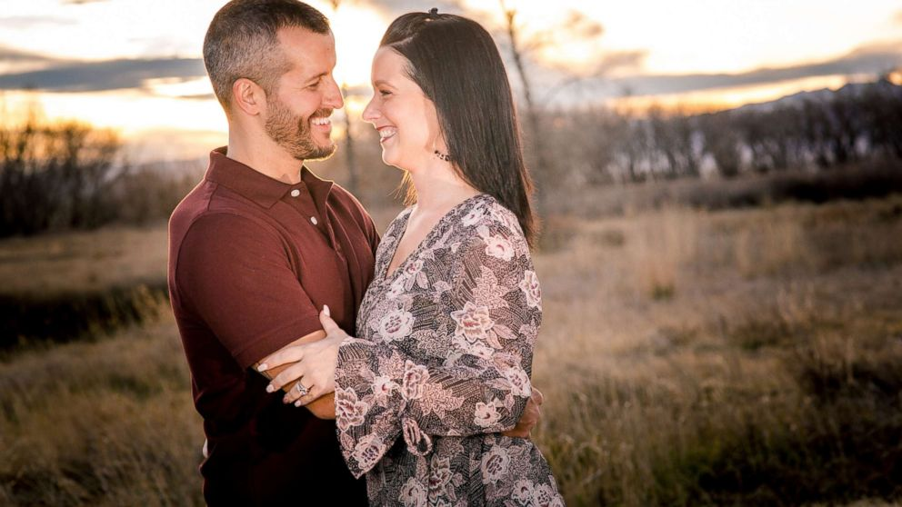 Chris Watts with his wife Shanann. He was sentenced to life without parole in November for her murder, and the murder of his two daughters.