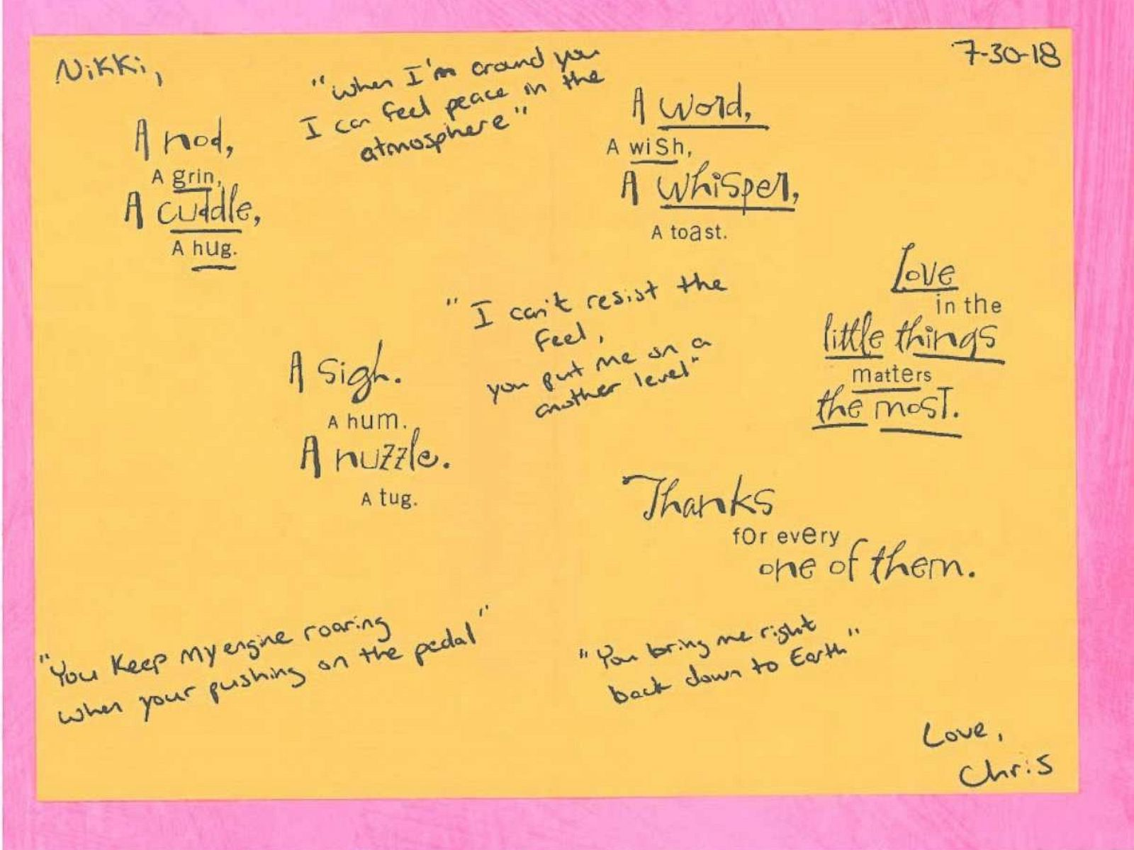 Love letters to fix a relationship  How to write the perfect