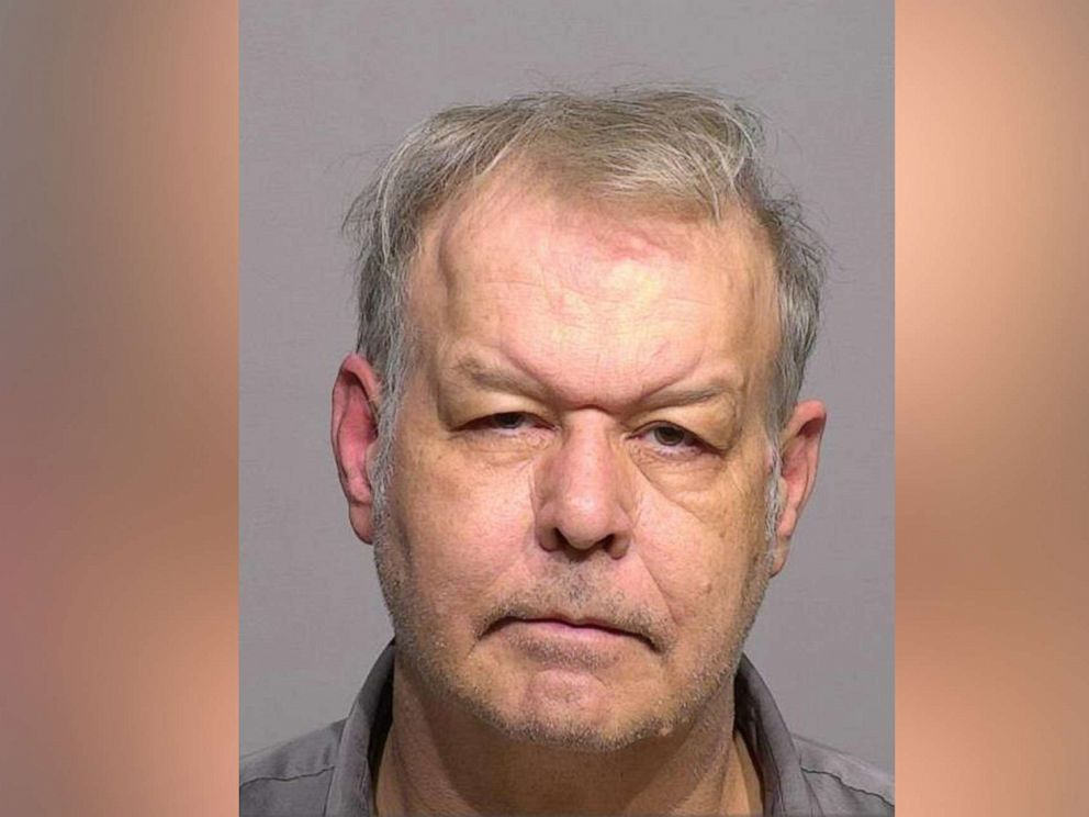 PHOTO: Clifton Blackwell, 61, in a police photo, a suspect in an acid attack in Milwaukee, has been charged with a hate crime.