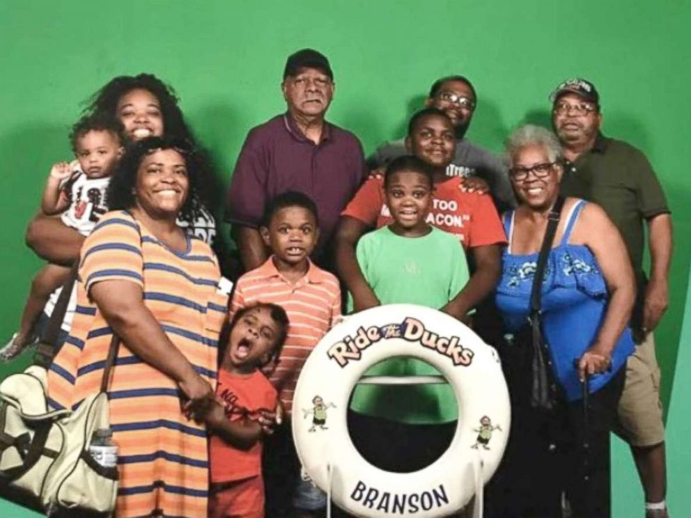 PHOTO: The Coleman family before the duck boat accident in Branson, Missouri, that left nine of them dead.