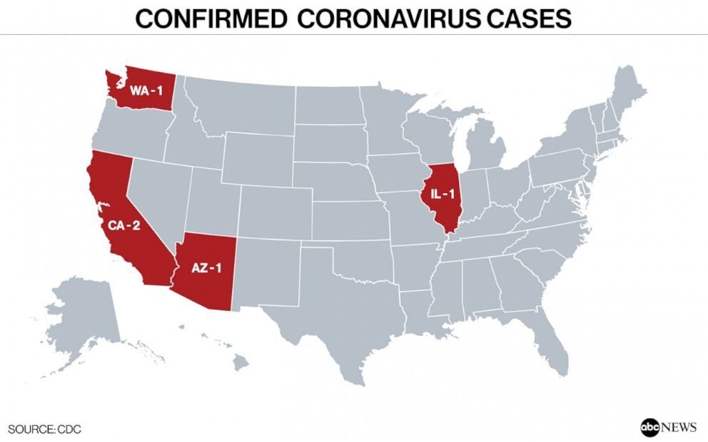 coronavirus usa airport screening