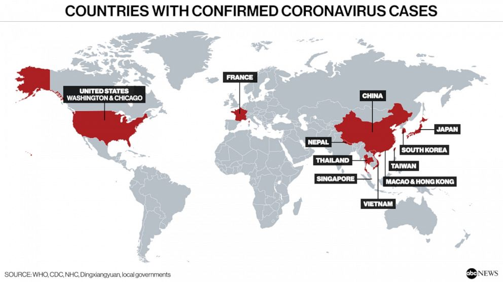 how many cases of coronavirus are there in the us