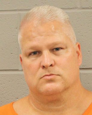 PHOTO: David Temple (seen here in 2019) has been convicted of his wife's murder not once, but twice. Yet today, his fate still hangs in the balance.