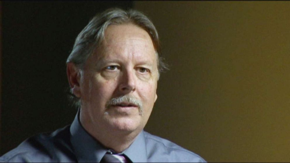 Miami-Dade police Det. Allen Foote worked on Budnytskas case from when she was found on Feb. 21, 2005.