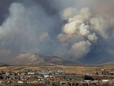 Couple married 68 years dies in Colorado's East Troublesome Fire