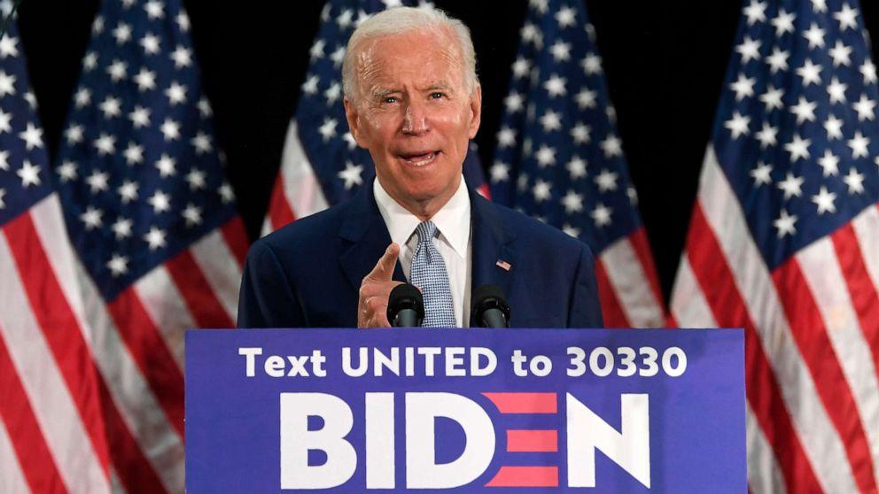 Biden wins delegates needed to clinch Democratic nomination thumbnail