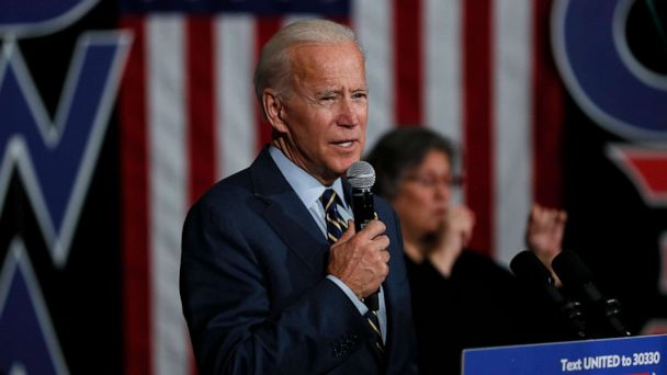Biden campaign pushes foreign policy credentials in new ad as impeachment inquiry begins