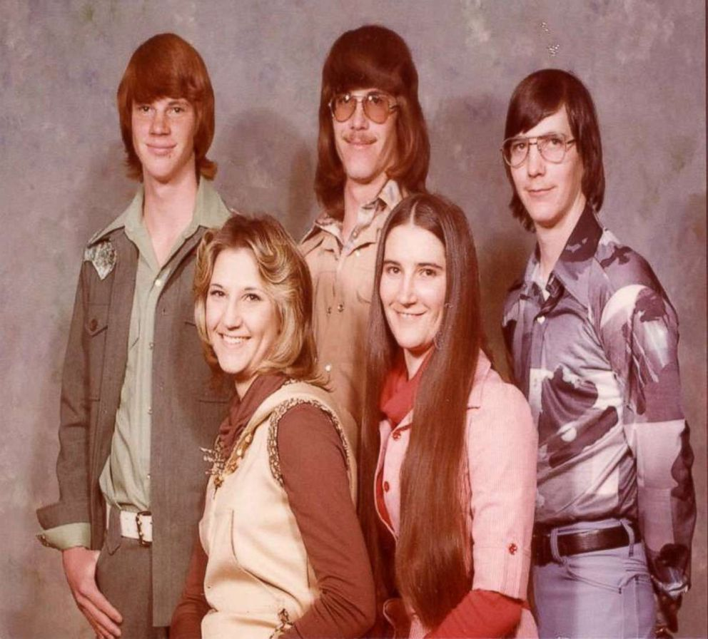 PHOTO: Nancy Fox is seen with her four siblings. She was murdered by BTK Dennis Rader in 1977.