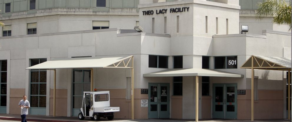 PHOTO: An exterior view of the Theo Lacy Facility in Orange, Calif. shown here in 2008.