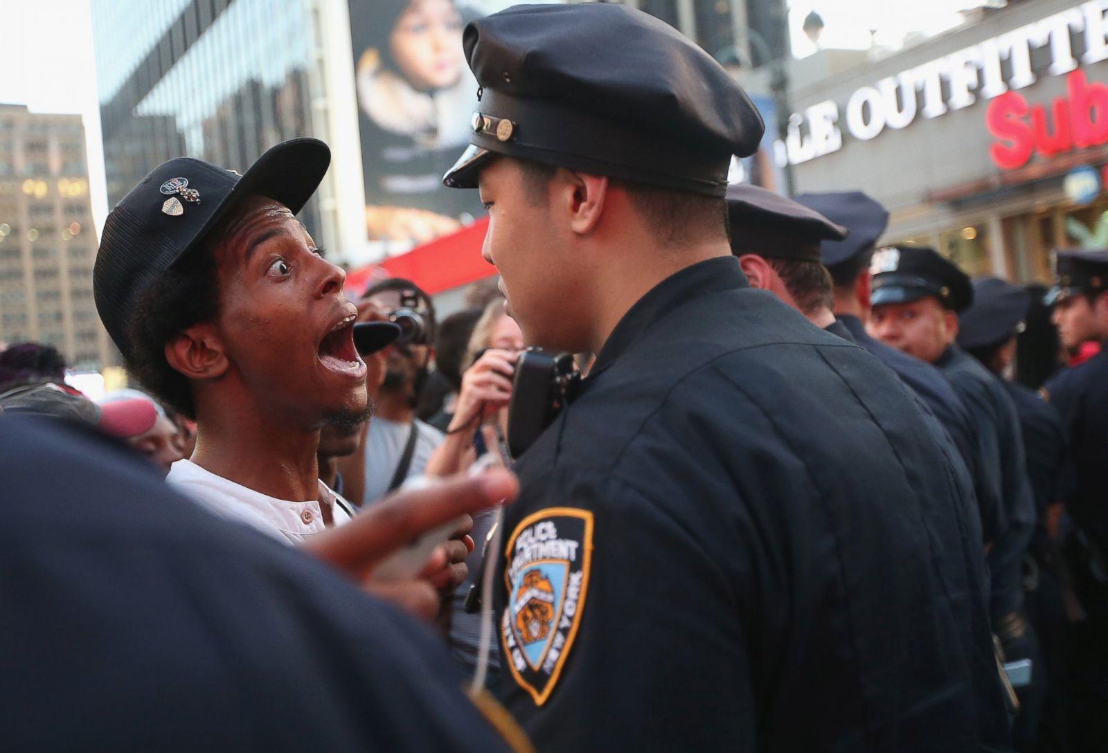 Black Lives Matter: A movement in photos