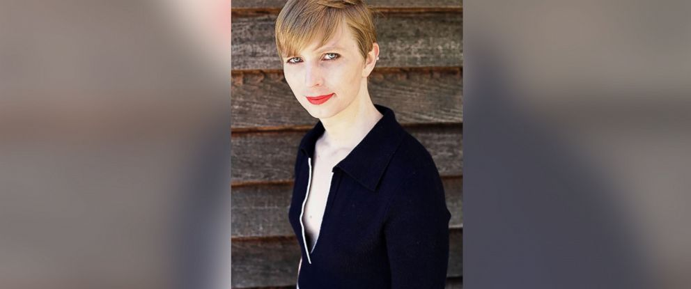 PHOTO: This file photo taken on May 18, 2017 shows an Instagram account screen capture portrait of Chelsea Manning which she posted on May 18, 2017.