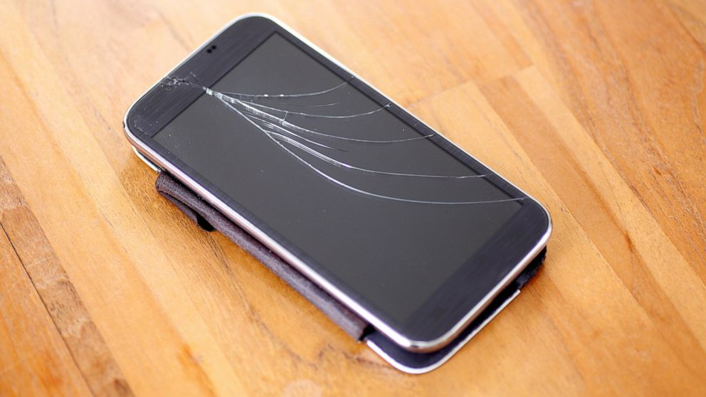 cracked iphone 5 screen iphone screen help guide how 5 repair options 4762