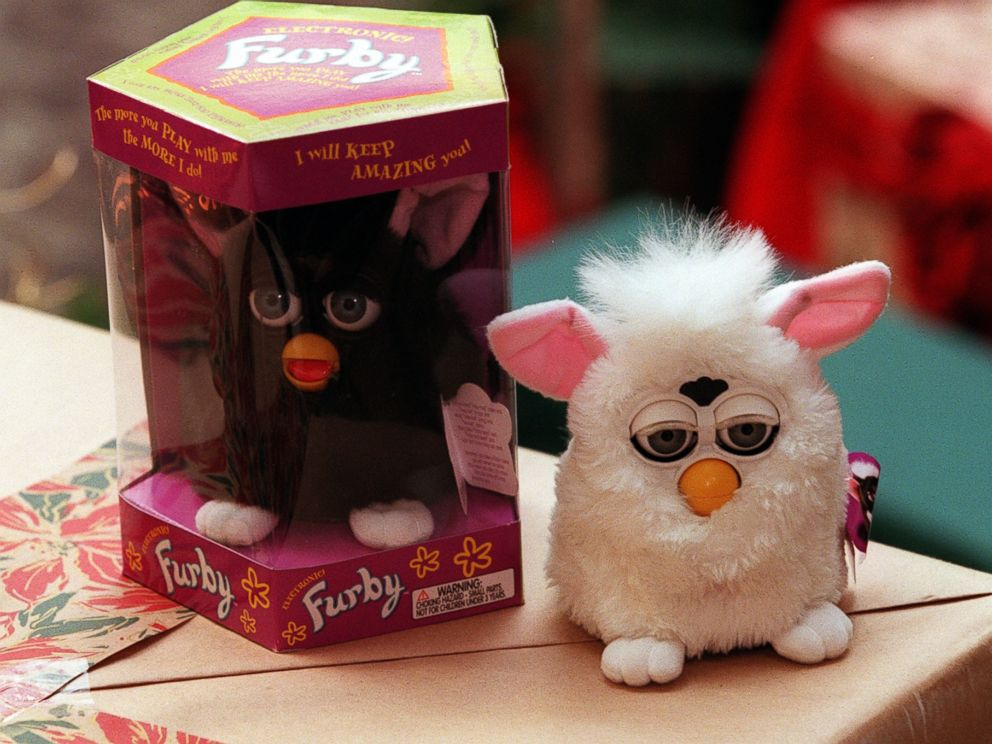 PHOTO: Furby was one of the years hottest toys.