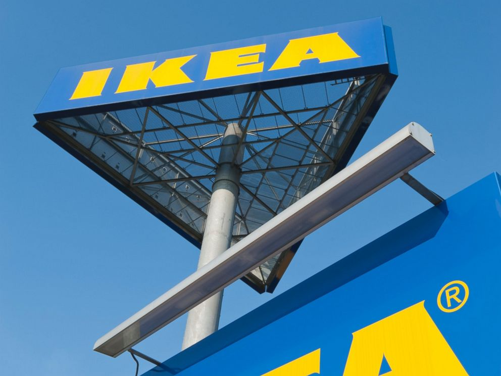 PHOTO: An IKEA store is seen here.