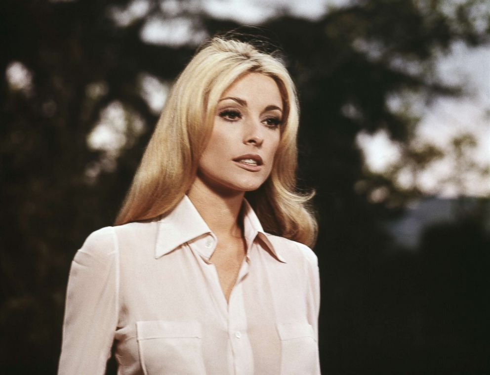 PHOTO: Sharon Tate in 1967.