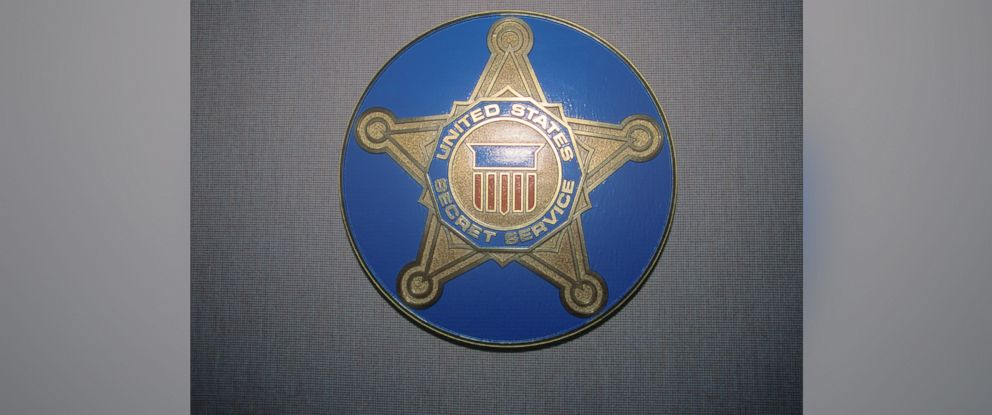 PHOTO: U.S. Secret Service shield is pictured.