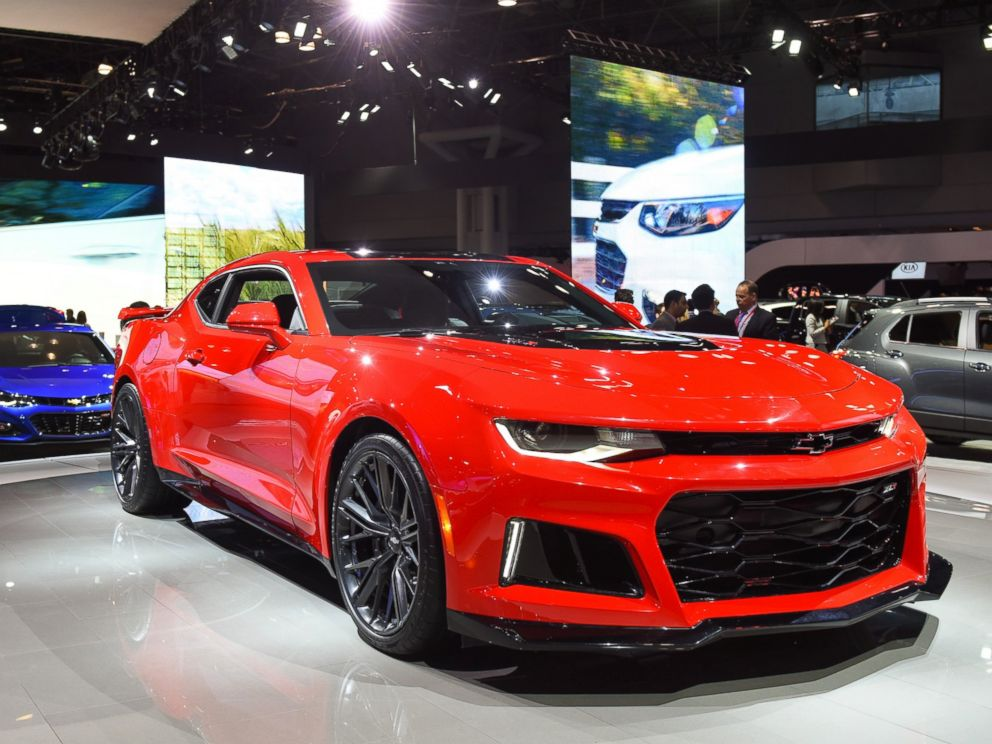 MustSee Cars At The New York International Auto Show ABC News - When is the new york car show