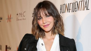PHOTO: Actress/singer Katharine McPhee attends the Los Angeles Confidential celebration of Emmys Week, Sept. 19, 2013 in Beverly Hills, Calif.