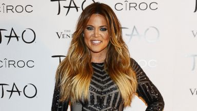 PHOTO: Khloe Kardashian arrives at her 30th birthday party at TAO Nightclub, July 4, 2014, in Las Vegas.