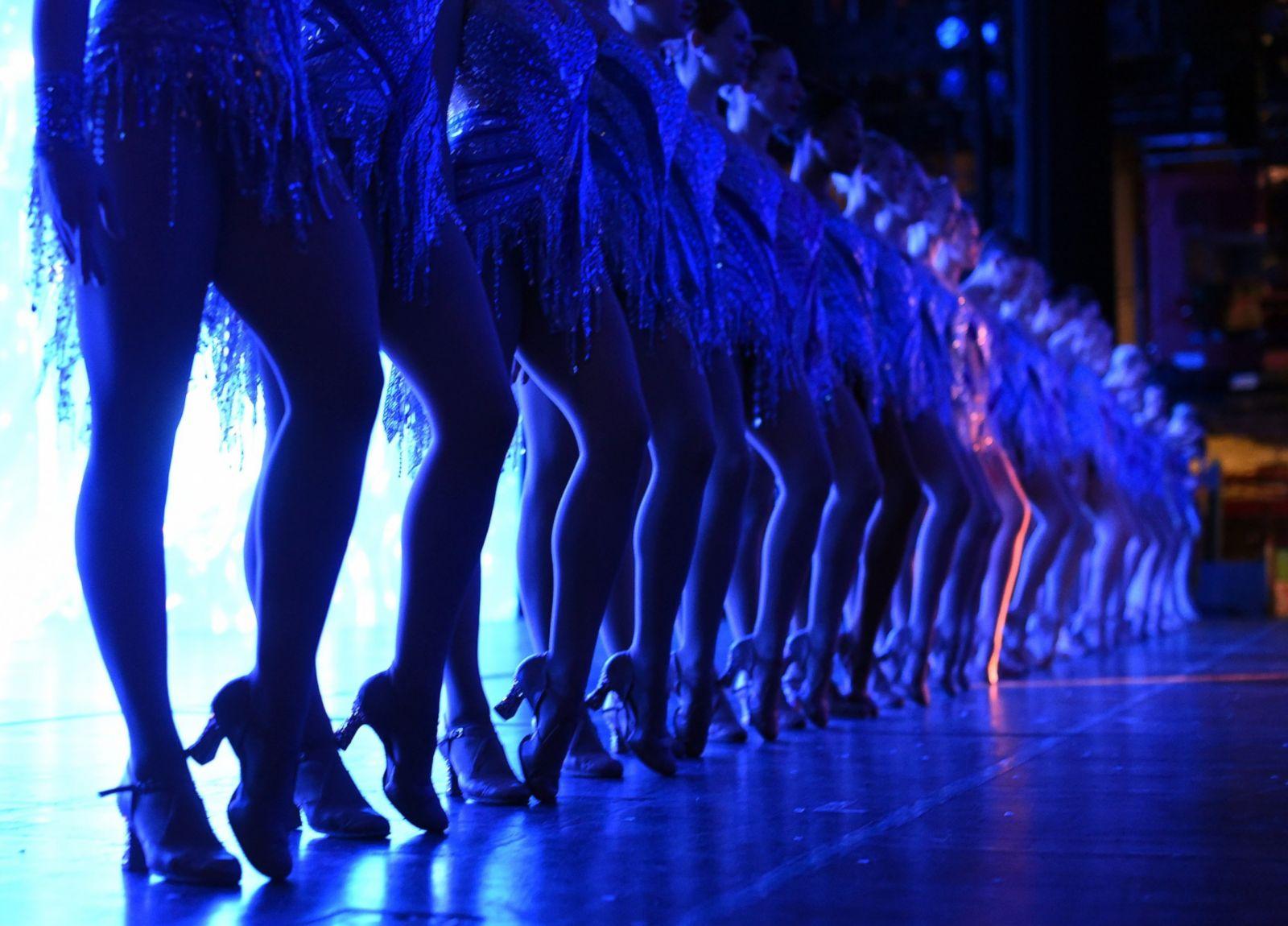 The Legendary Legs of the Rockettes Photos - ABC News