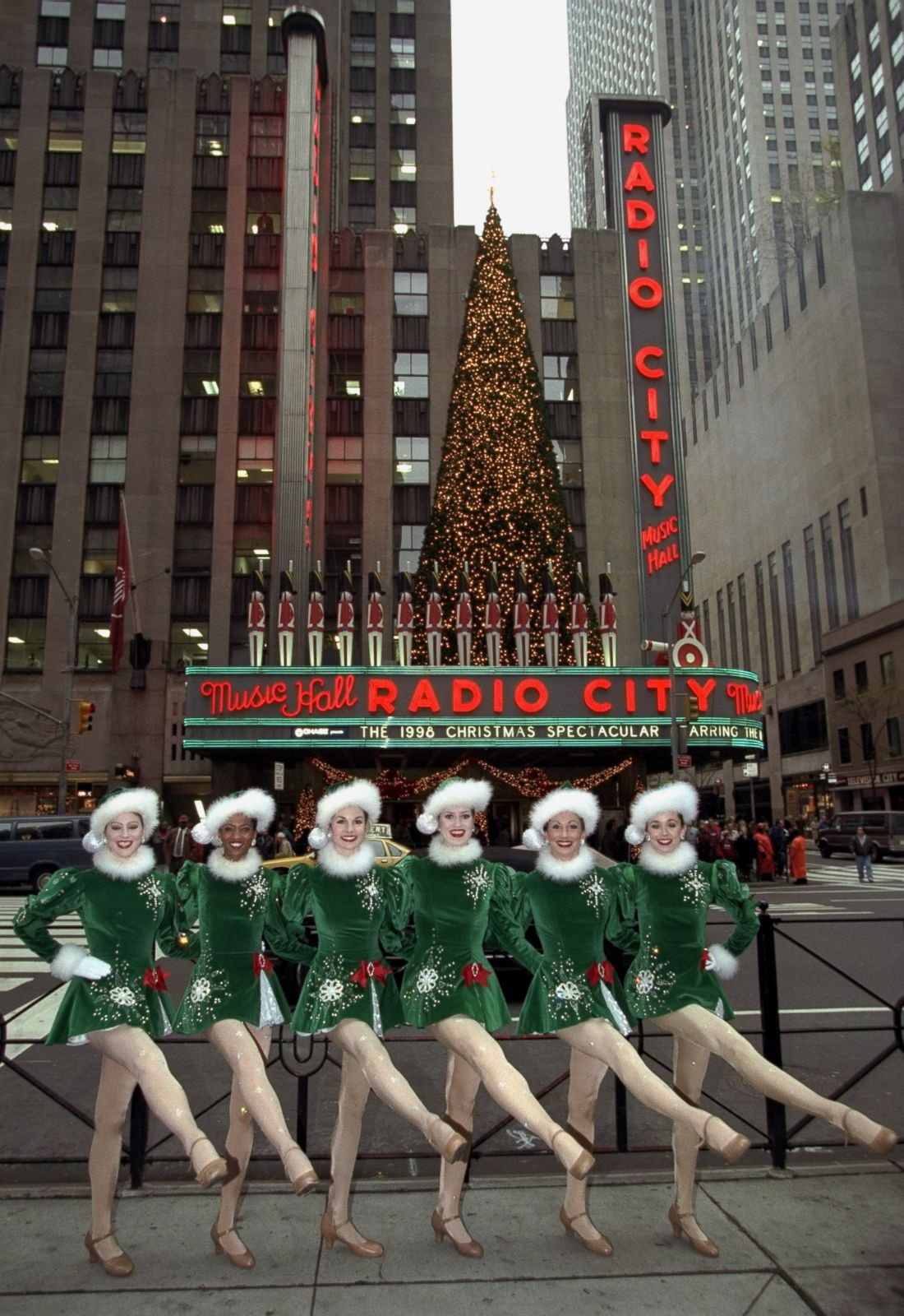 The Legendary Legs of the Rockettes Photos - ABC News