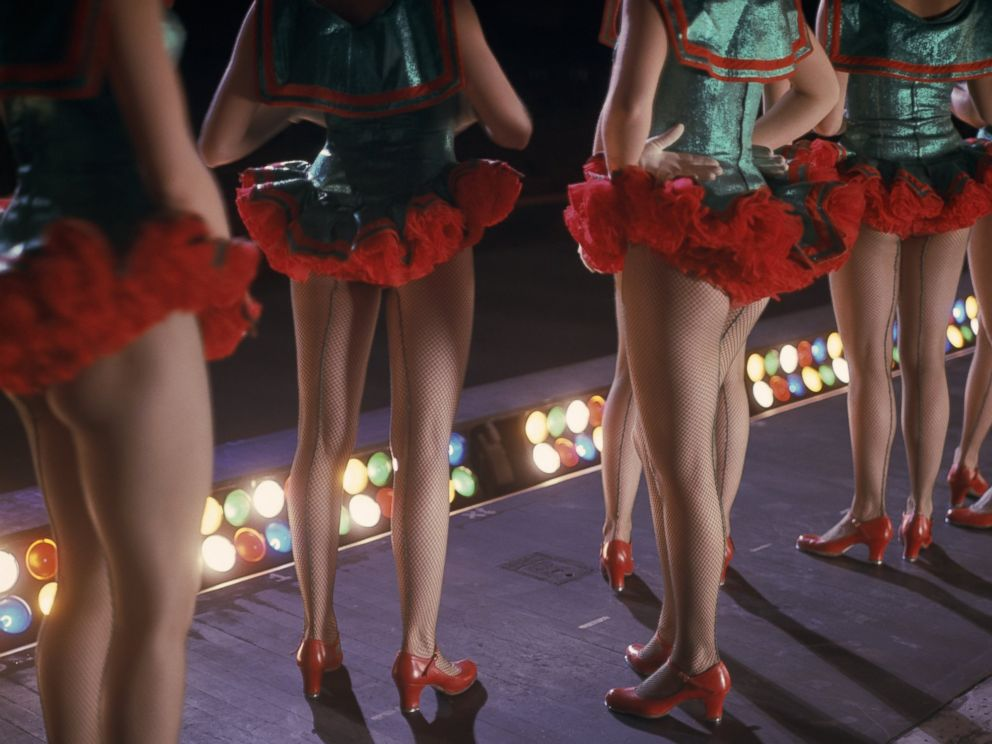 The Legendary Legs of the Rockettes