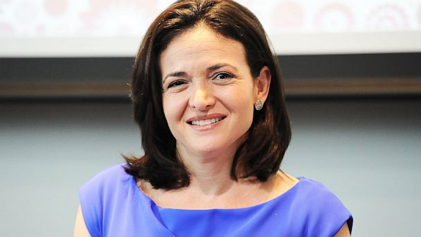 PHOTO: American business executive Sheryl Sandberg attends the Lean In Japanese Edition press conference at Space Nio, July 2, 2013 in Tokyo.