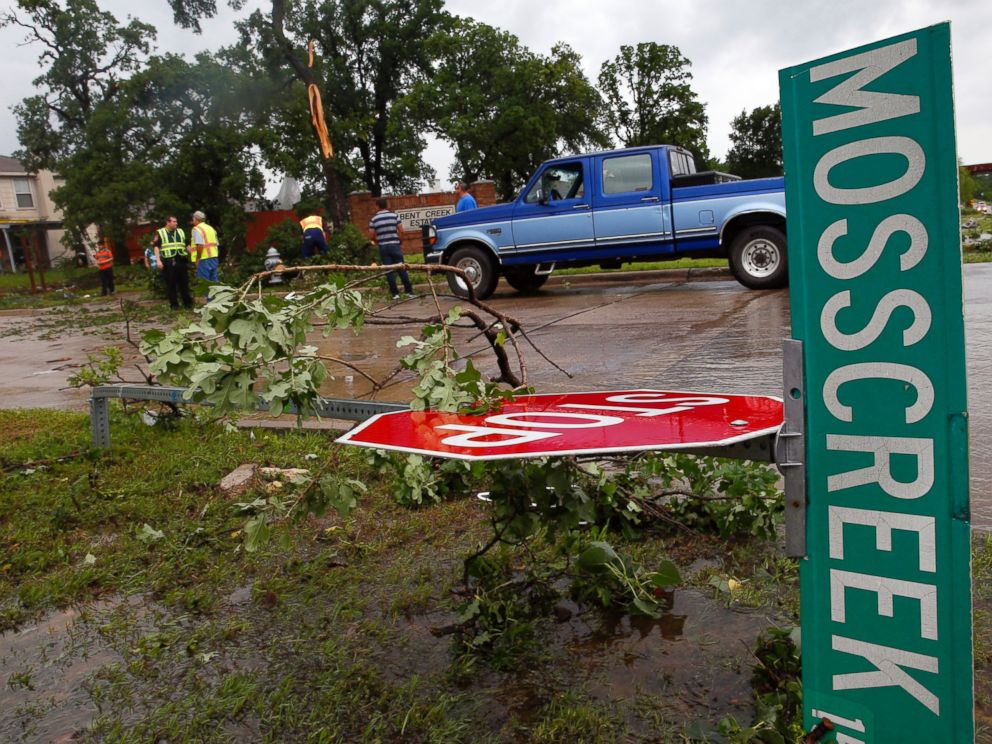 Widespread Damage, Injuries Reported Due to Severe Weather