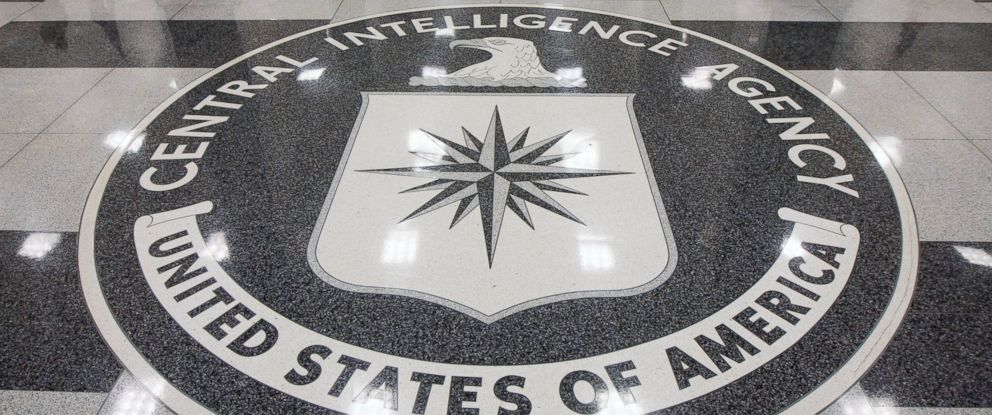 PHOTO:The seal of the Central Intelligence Agency is displayed in the foyer of the original headquarters building in Langley, Va., Sept. 18, 2009.
