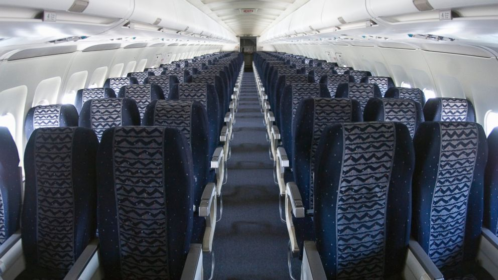 Congress Considers Weighing in on Airline Seat Sizes - ABC