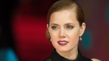 PHOTO: Amy Adams attends the EE British Academy Film Awards 2014 at The Royal Opera House, Feb. 16, 2014 in London.