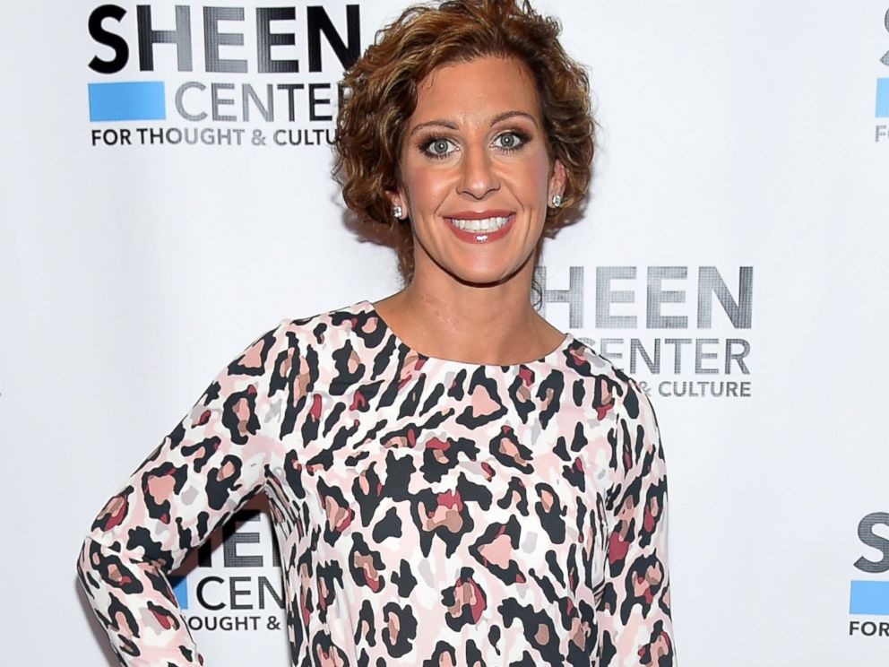 PHOTO: Author and real-life subject Ashley Smith attends the New York City Special Screening of Captive at the Sheen Center, Sept. 14, 2015, in New York City.