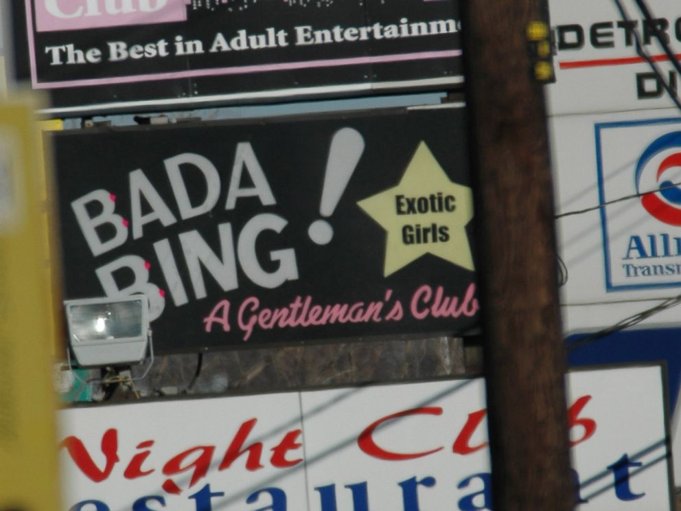 PHOTO: Satin Dolls, a.k.a. the Bada Bing Club, is pictured on Feb. 11, 2007 in Lodi, N.J.