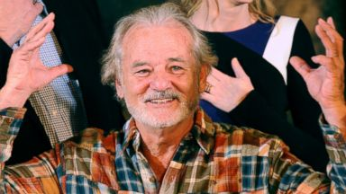 """PHOTO: Actor Bill Murray attends a photo call for """"The Monuments Men"""" at Four Seasons Hotel Los Angeles at Beverly Hills on Jan. 16, 2014 in Beverly Hills, Calif."""