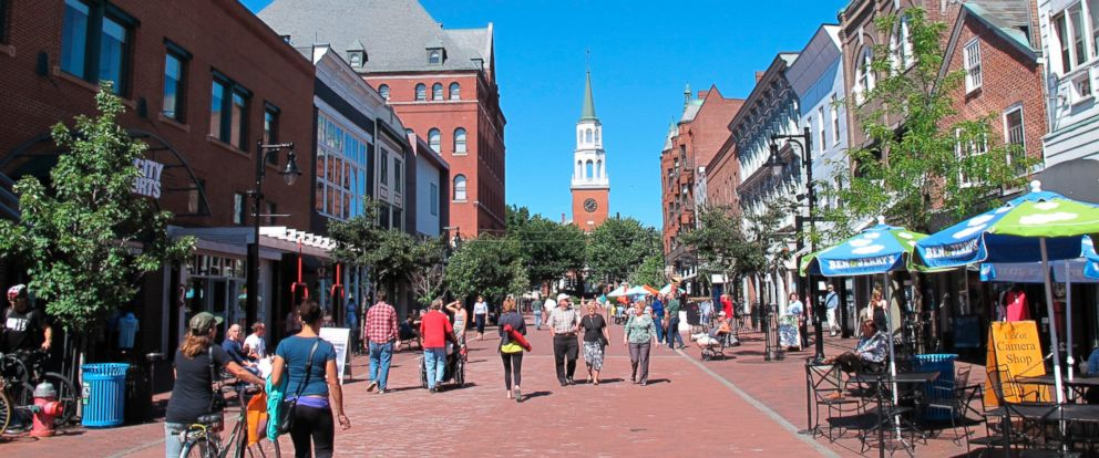 PHOTO: Burlington, Vermont is seen here in this undated file photo.