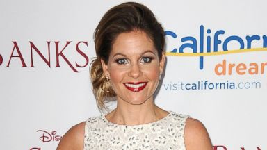 """PHOTO: Actress Candace Cameron Bure attends the premiere of """"Saving Mr. Banks"""" at Walt Disney Studios on Dec. 9, 2013 in Burbank, Calif."""