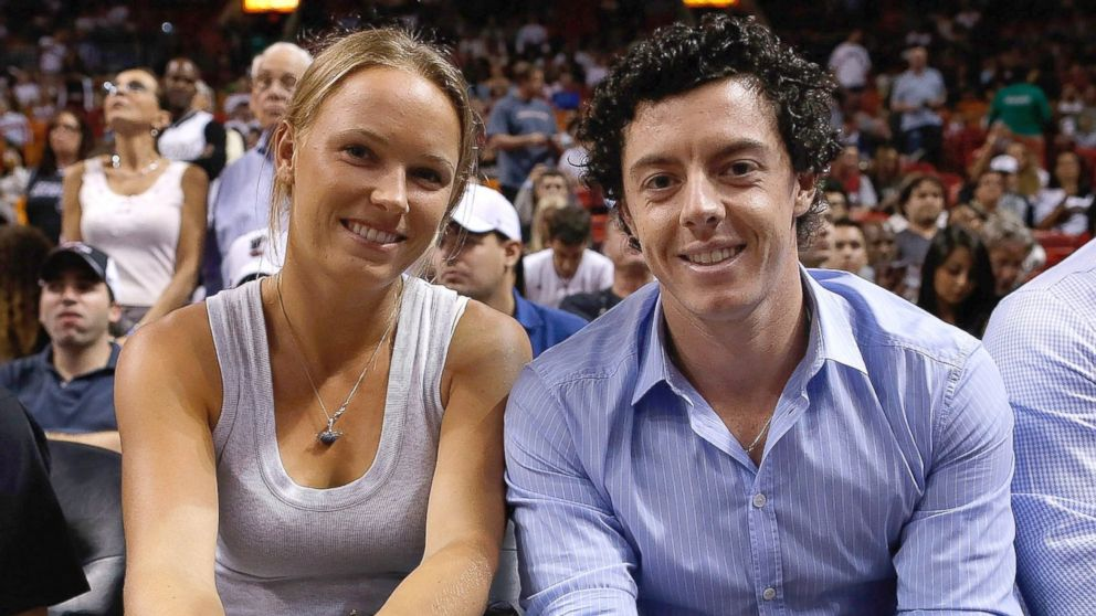 Rory Mcilroy And Caroline Wozniacki Are Engaged Abc News