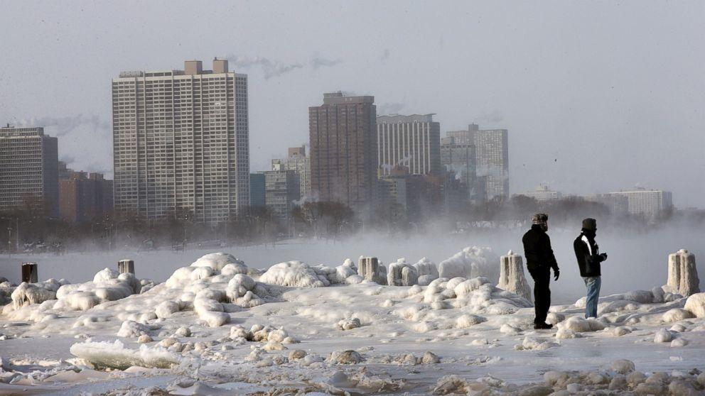 Frigid 'Polar Vortex' Cripples US for Second Straight Day